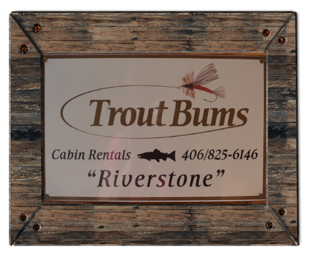Riverstone Sign